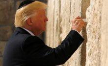 Donald Trump à Jérusalem