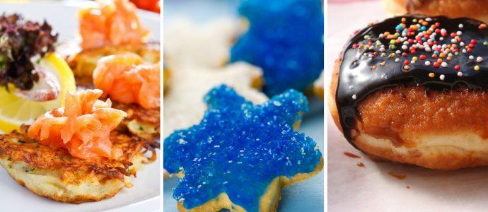 les plus beaux plats et friandises de Hanouka vus sur Instagram
