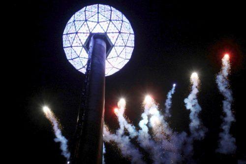 La Times Square Ball du Nouvel An