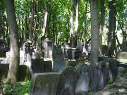 Le Cimetière juif de Varsovie