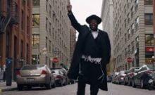 Le rappeur américain Nissim Black représentera-t-il Israël à l'Eurovision?