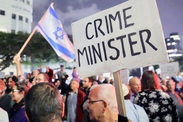 fin de la corruption en Israel