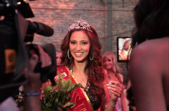 Revanche sur la race aryenne, Miss Allemagne 2011 était juive