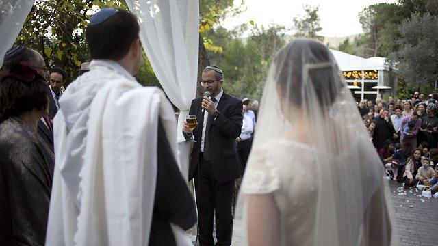 De plus en plus d'Israéliens contractent des mariages pirates