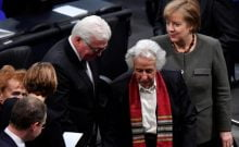 Anita Lasker-Wallfisch parlement allemand