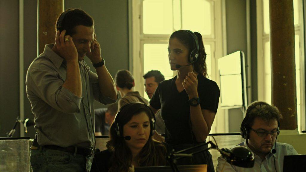 FAUDA série TV israélienne Gagner un DVD avec Alliance