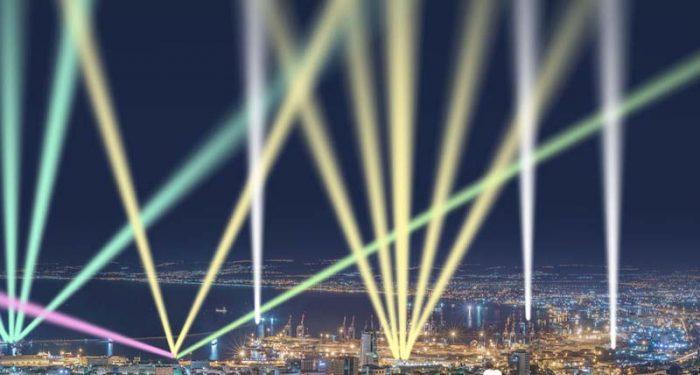 Un concours international son et lumière pour rendre Haïfa spectaculaire