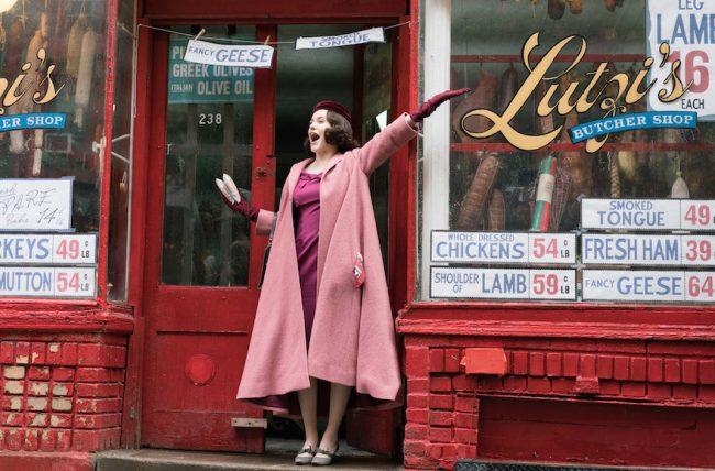 Une femme au foyer juive star de la meilleure série des Golden Globes 2018
