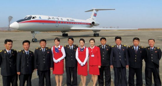 Air Koryo, à éviter