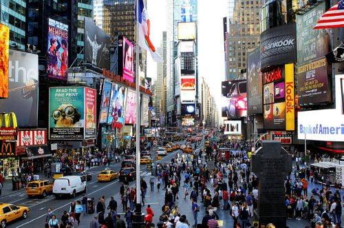 New York à moins de 2000 shekel