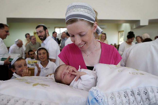 Le magazine Forwards fait de la désinformation sur la circoncision en Israël
