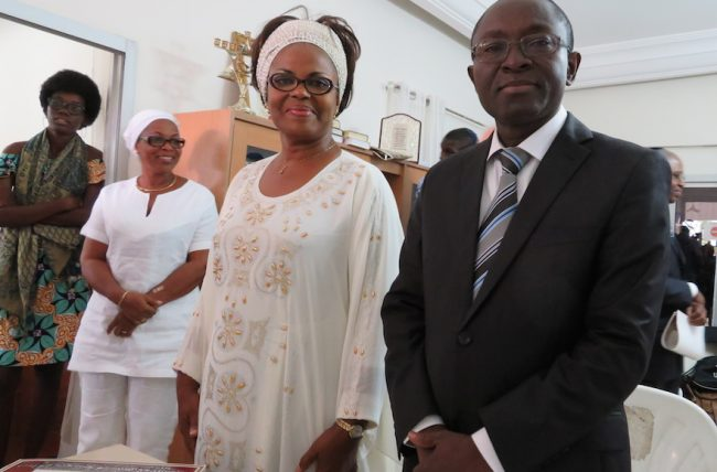 Une communauté juive se forme en Côte d'Ivoire