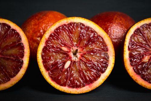 Une orange sanguine