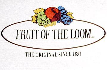 fruit_loom la pomme et la vigne