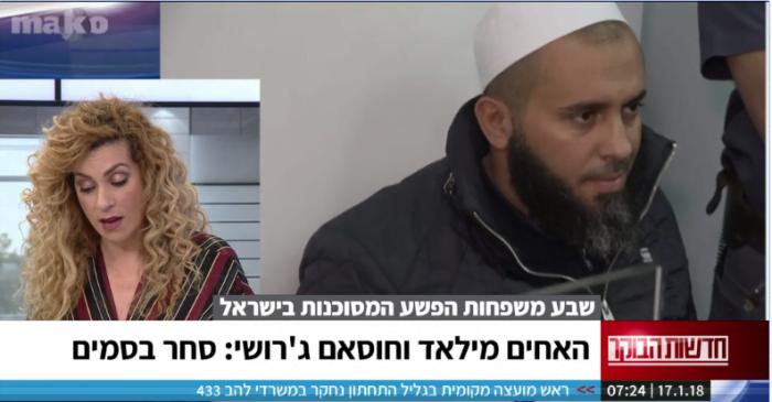 La liste des organisations criminelles les plus dangereuses en Israël