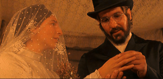 La houpa, scène du film mythique