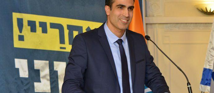 Yoni Chetboun annonce officiellement sa candidature au poste de Maire de Netanya