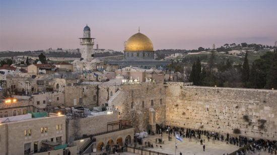 Jérusalem capitale d'Israël, Mr Abbas