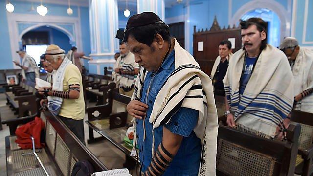 Le voyage de Netanyahu met en lumière la minuscule communauté juive de l'Inde