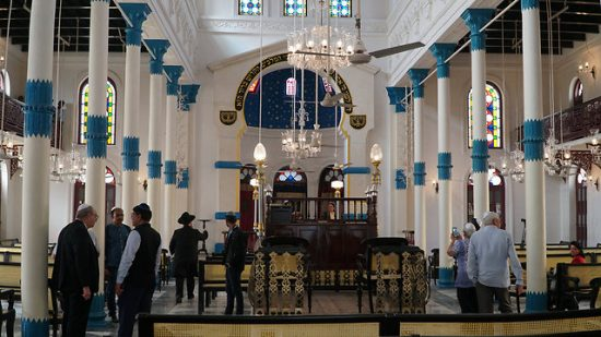 La synagogue de Calcutta