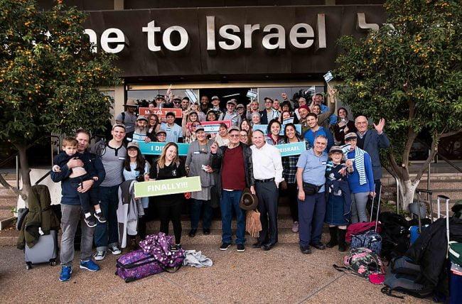 Israël: le Trésor cherche à couper les droits des immigrants aisés