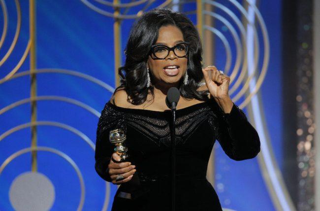 Oprah Winfrey, future présidente pro-Israël des USA?