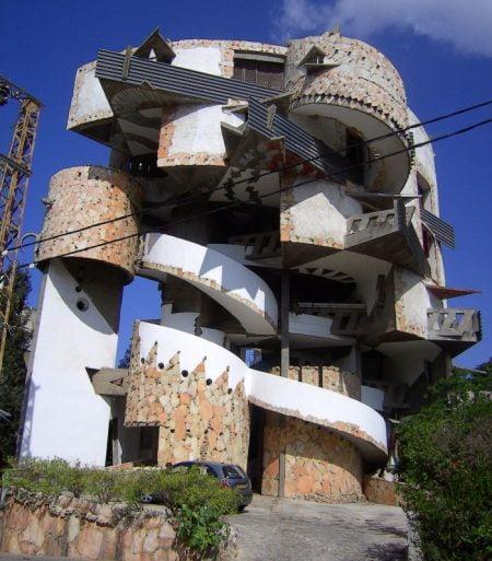Spiral House