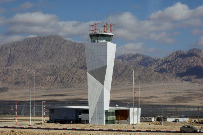 Israël : un aperçu du nouvel aéroport de Timna