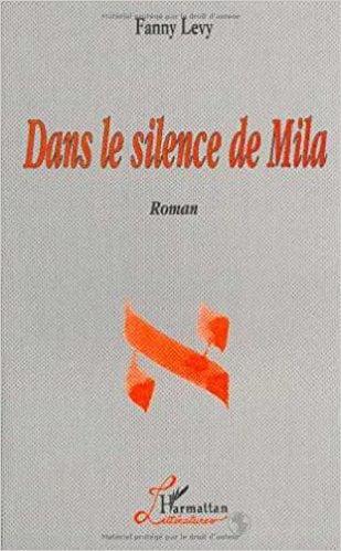 Dans le silence de Mila de Fanny Levy