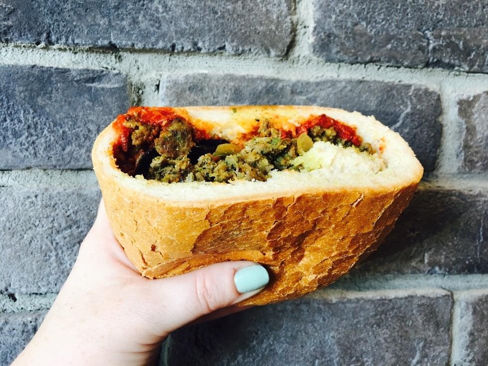 Sandwich à Ashdod
