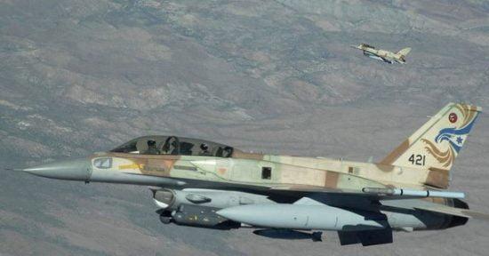 Un F16 israélien