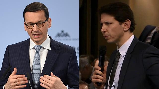 La réponse étonnante du premier ministre Polonais à un journaliste israélien