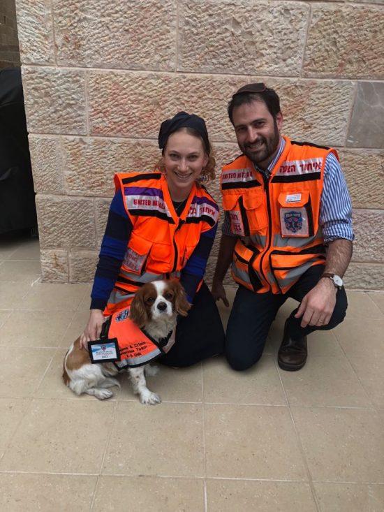 Israël: sauver des vies ensemble renforce la relation de couple