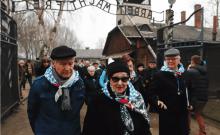 Que pensent les survivants de la Shoah des camps de la mort polonais?