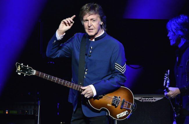 Paul McCartney remporte le prestigieux prix israélien Wolf