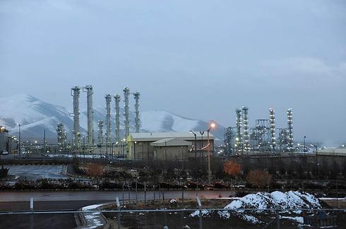 Une installation nucléaire d'eau lourde près d'Arak, en Iran. Une réponse arabe sunnite au programme nucléaire iranien