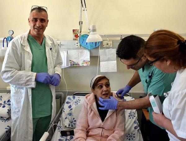 Innovation israélienne: un morceau de tibia utilisé pour restaurer une mâchoire
