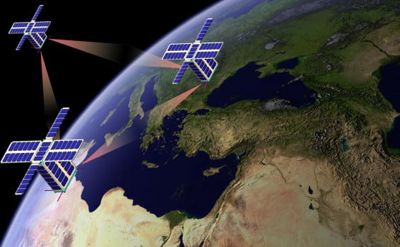 Un projet israélo-français explorera les nuages depuis l'espace