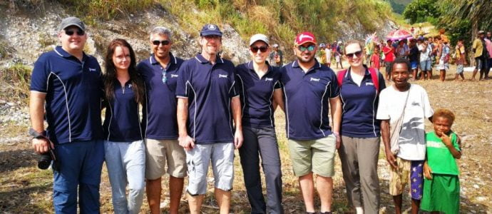 Des médecins israéliens redonnent la vue en Papouasie-Nouvelle-Guinée