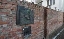 Des parties du mur du ghetto de Varsovie classés monuments historiques
