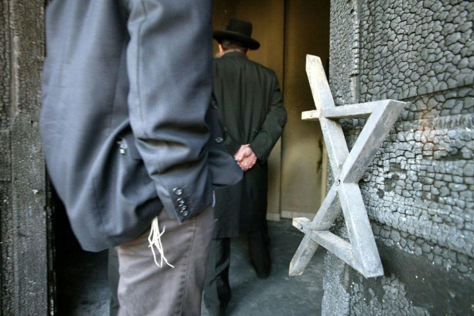 Montmagny dans le Val d'Oise crime antisémite