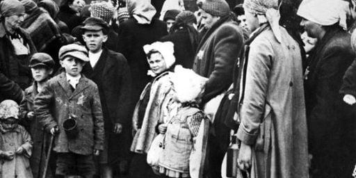 1 200 Juifs de Theresienstadt