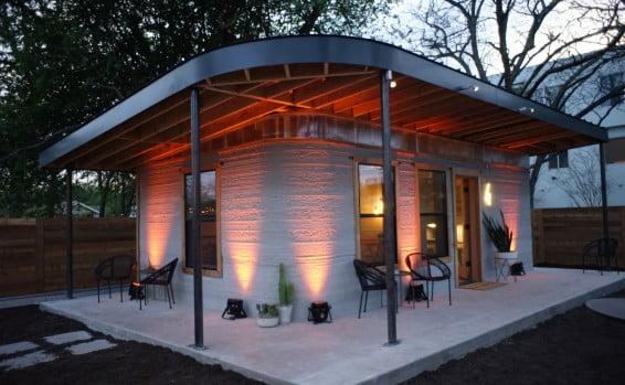 Bientôt en Israël? Une maison imprimée 3D pour 4 000 $