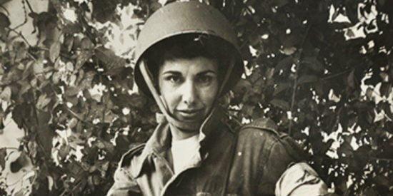 Esther Arditi, l'Ange en Blanc