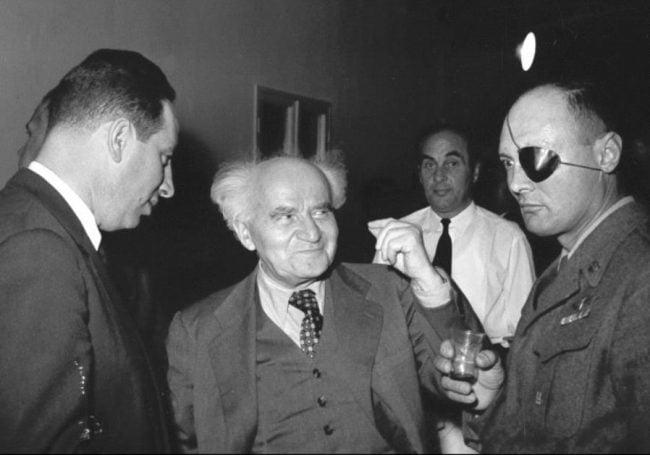 Israël: David Ben Gourion souhaitait davantage de femmes au gouvernement