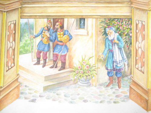 Dans la Méguilat Esther, Bigtan et Teresh ont comploté contre le roi