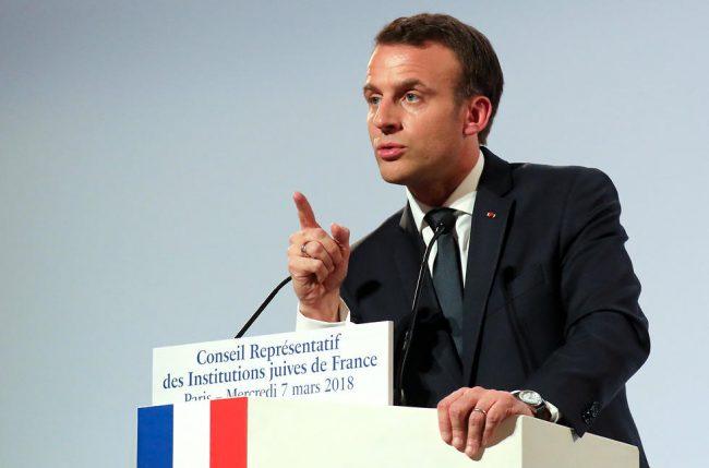 Macron: un jour, la France reconnaîtra Jérusalem comme capitale d'Israël