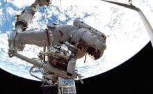 Première lecture de la Torah en orbite et 5 autres faits amusants sur les Juifs dans l'espace