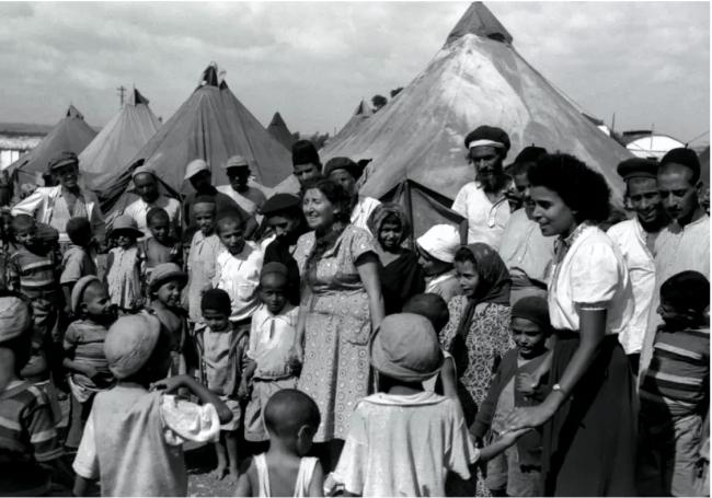 Les documents sur la dispersion forcées des juifs d'Afrique du Nord disponibles