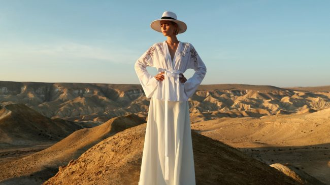 Les Israéliens férus de mode élégante mais confortable
